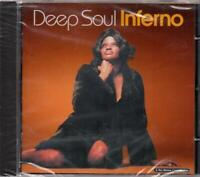 DEEP SOUL INFERNO NEW & SEALED NORTHERN SOUL CD (GOLDMINE SOUL SUPPLY) 60s