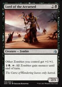 Lord of the Accursed x1 - Amonkhet - NM-Mint, English - Amonkhet
