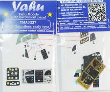 Yahu YMA3227 1/32 SBD-1/2/3 Dauntless Instrument Panel