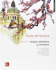 (16).LENGUA LITERATURA 4ºESO (+GUIAS LECTURA+SMARTBOOK). ENVÍO URGENTE (ESPAÑA)