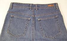 Gloria Vanderbilt Jeans Womens Stretch Straight Leg Size 8P Medium Wash Blue