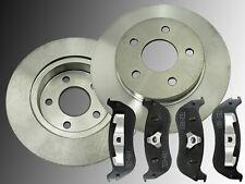 2 disques de frein /& jeu plaquettes de frein arrière essieu arrière Ford Explorer 2002-2010