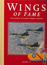Wings of Fame vol. 17 hardback (F-102 Delta Dagger) - New Copy