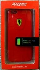 SCUDERIA FERRARI iPHONE 6 - HARD CASE