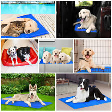 5 Size Cool Gel Mat Non-Toxic Cat Dog Bed Cooling Pad Dissipate Heat Keep Cooler
