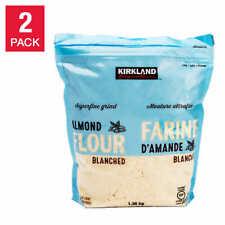 6 LBS - KIRKLAND Almond Flour, 1.36 kg (3 lb), 2-pack