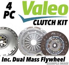 Valeo Dual Mass Clutch Kit : 3pc + DMF Flywheel : Part No: 836162 Inc. Releaser