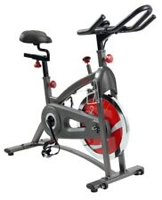 Sunny Belt Drive Indoor Cycling Exercise Bike w/ Lcd Monitor Sf-B1423 New
