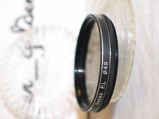 KENKO 49mm POLARIZER filter w/ case