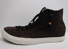 Converse Size 12 Brown Leather Hi Tops Sneakers New Mens Shoes