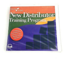 Young Living New Distributor Training Program 16 Lesson-7 Cd Set/Business Basics