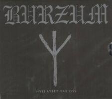 1BURZUM - HVIS LYSET TAR OSS (1994/2018) CD Slipcase Official Russian Ed+GIFT