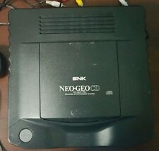SNK NEO GEO CD console Japan import system US seller please read