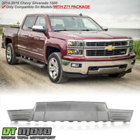 2014-2015 Chevy Silverado 1500 w/Z71 Package Front Bumper Skid Plate GM1087250
