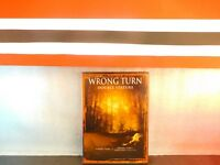 2 Film's - Wrong Turn / Wrong Turn 2 , Dead End Unrated  DVD New Sealed