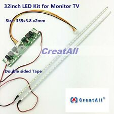 32 inch LED  Aluminum Plate Strip  Backlight Lamps Update Kit for LCD Monitor
