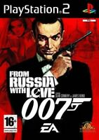 From Russia With Love (PS2 Game) *VERY GOOD CONDITION*