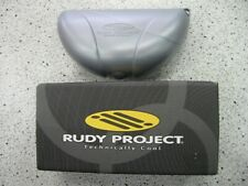 Rudy Project Genetyk sunglasses case and box ONLY -  yellow fluorescent/blue