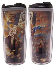 *License Cup* Berserk Band of the Hawk Battle Scene Tumbler Coffee Mug #69033