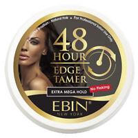 Ebin 48 Hour Edge Tamer Hair Styling Pomade Gel Extra Mega Hold15ml(TRAVEL SIZE)
