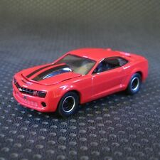 1:64 Greenlight 2013 Chevrolet Camaro Red Die cast Model Car Loose