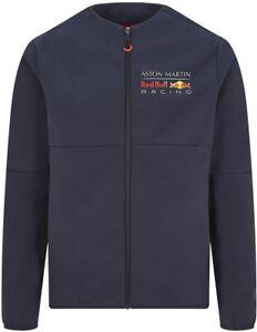 Aston Martin Red Bull Racing Mens Team Softshell Jacket 2020