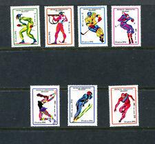 MALAGASY 1037-44, 1991 OLYMPICS,  MNH (MAG004)