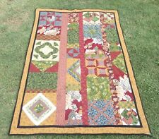 AMAZING  HAND MADE QUILT