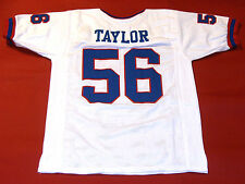 LAWRENCE TAYLOR CUSTOM NEW YORK GIANTS W JERSEY