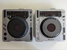 2x Pioneer CDJ 800 MK2 DJ platines CD / Bon état