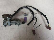 96-00 Honda Civic OEM M/t 5spd Ignition Switch w/Key Driver Door Lock *Cut Wire