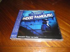 DJ Couz Presents Hood Famous Volume 2 Rap CD West Coast Mix - YG King LIL G