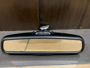 FACTORY OEM 2008 - 2010 FORD MUSTANG CONVERTIBLE GT AUTODIM REAR VIEW MIRROR MIC