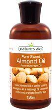 Puro Sweet Almond Oil 150ml-naturalezas ayuda