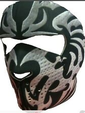 Biker Mask Tribal