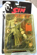 """Todd McFarlane Toys 1998 Frank Miller's Sin City """"Marv"""" Action Figure Color New"""