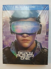 Ready Player One OOP NovaMedia EMPTY STEELBOOK+Cards No Blu-ray No 3D! CASE ONLY