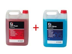 Set Dieselpartikelfilter Reninger DPF Reiniger 5L Reiniger DPF Spülung Errecom