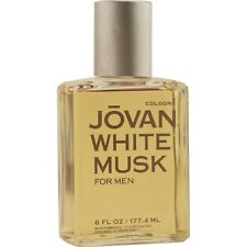 Jovan White Musk by Jovan Cologne 6 oz Unboxed