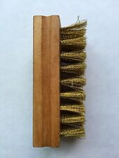 Star BRASS SUEDE BRUSH