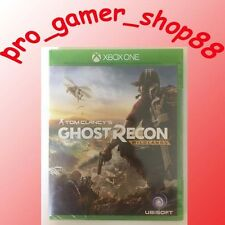 XBOX ONE TOM CLANCY'S GHOST RECON WILDLANDS *ENGLISH VER *BRAND NEW SEALED GAME