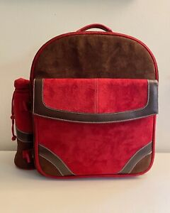 Picnic at Ascot Original 2 Person Picnic Backpack with Insulated Cooler NOS