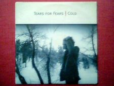 "TEARS FOR FEARS - CD SINGLE PROMO ""COLD"""