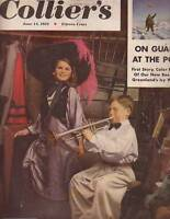 1952 Colliers June 14 - Luke Short Western; Danny Thomas; North Pole;Golf Burke
