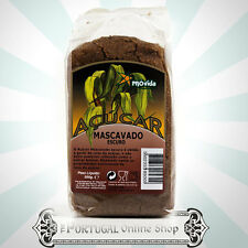 Dark Muscovado Brown Sugar Unrefined Bio Cane Organic 500g 1.1lb 17.6oz