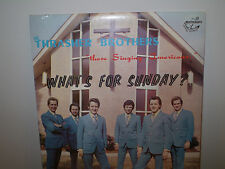 "THE THRASHER BROTHERS....""WHAT'S FOR SUNDAY?"".....NEW SEALED OOP GOSPEL ALBUM"