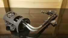 Yamaha R6 2co exhaust exup servo