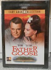 Father Goose (DVD, 2001, Cary Grant Collection) VERY RARE 1964 BRAND NEW