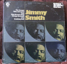 JIMMY SMITH     GOLDEN ARCHIVE SERIES  LP