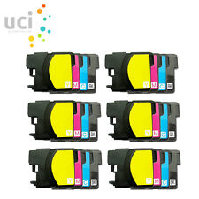 24 Ink Cartridge For Brother LC985 DCP-J125 DCP-J140W DCP-J315W DCP-J515W